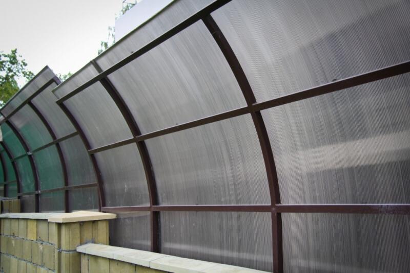Шумозащитные экраны